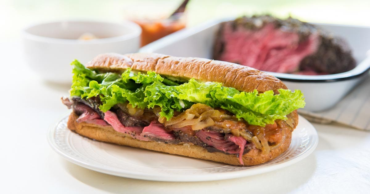 how to make perfect steak sandwiches the flavor bender