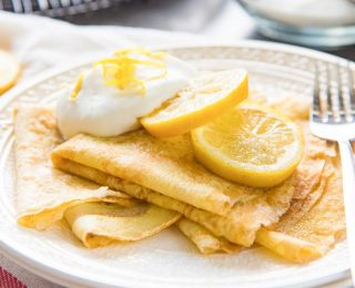 Classic French crepes - Learn how to make perfect crepes that are perfect for any meal including desserts. Soft, buttery and absolutely delicious.