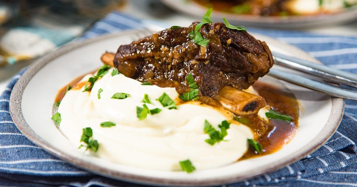 How to make the Best Instant Pot Short Ribs - The Flavor Bender