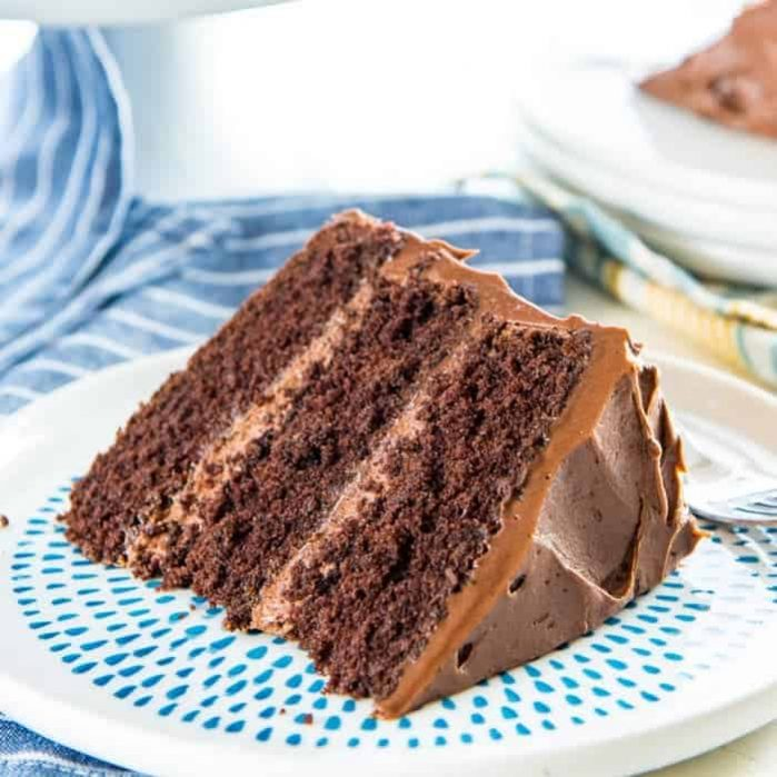 The Best Classic Chocolate Cake The Flavor Bender