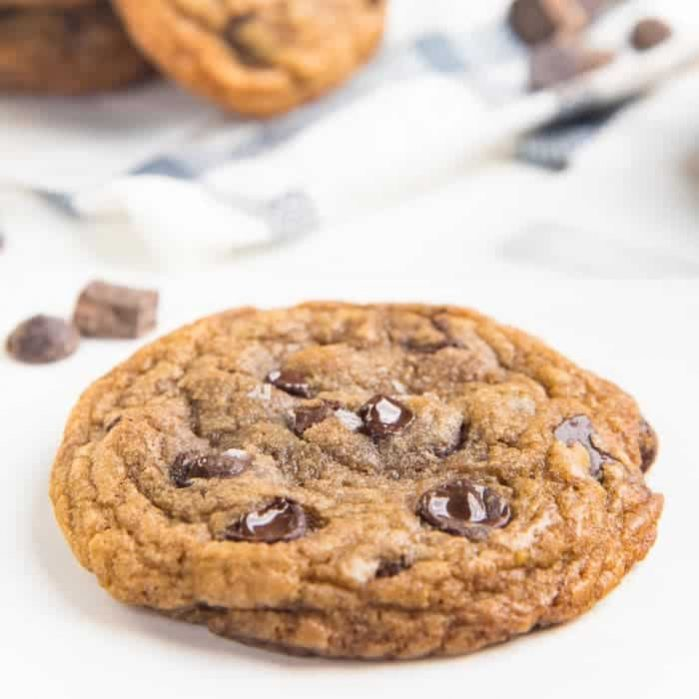BEST Chocolate Chip Cookies - Learn how to make perfect chocolate chip cookies with the most flavor! You can make them your own BEST chocolate chip cookies with all the tips I've shared.