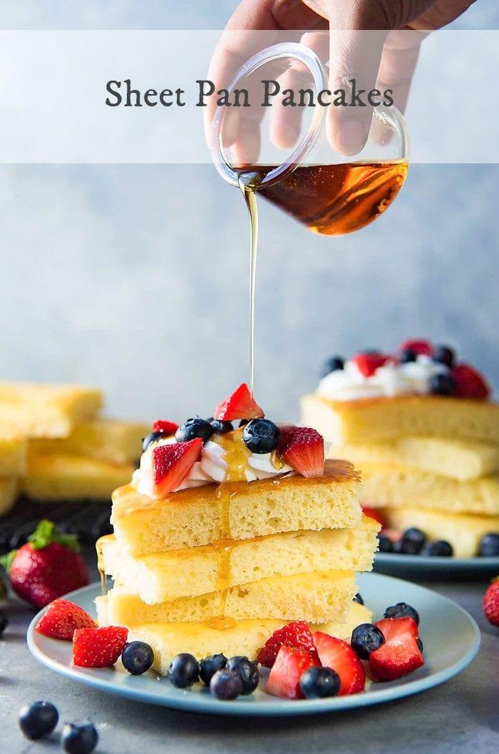 Featured Image Sheet Pan Pancakes