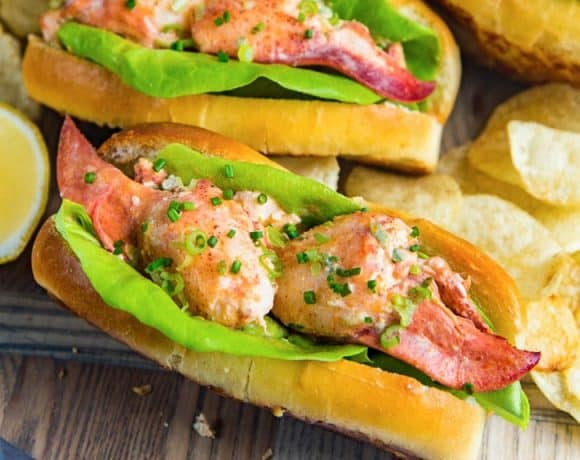 All you need to know about making and serving the ULTIMATE Maine Lobster Rolls in one post. A flavorful Lobster salad roll made with buttery lobster and homemade lobster roll buns.