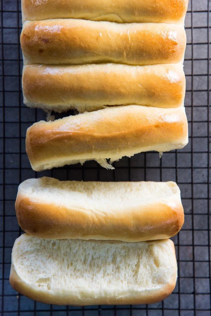 New England Hot Dog Buns The Flavor Bender