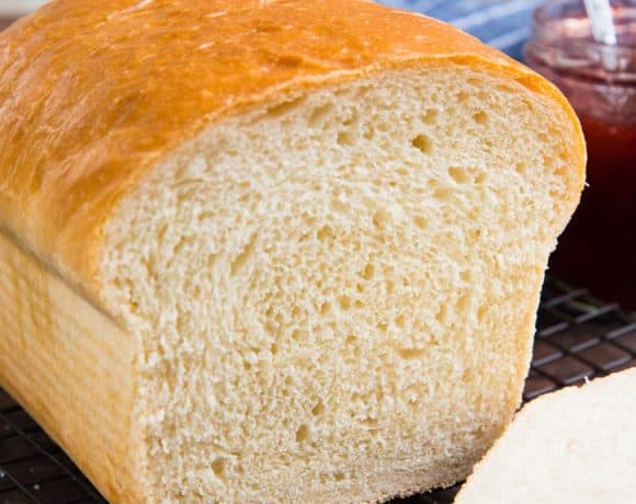 How to make the best Homemade White Bread that is soft and delicious. An easy to follow recipe for perfect homemade bread with step by step instructions.