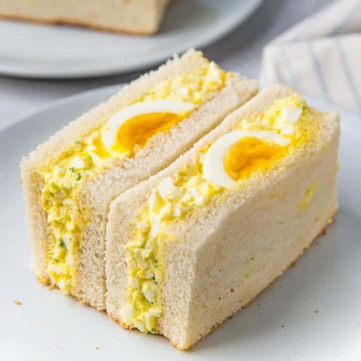 Egg Salad Recipe Japanese