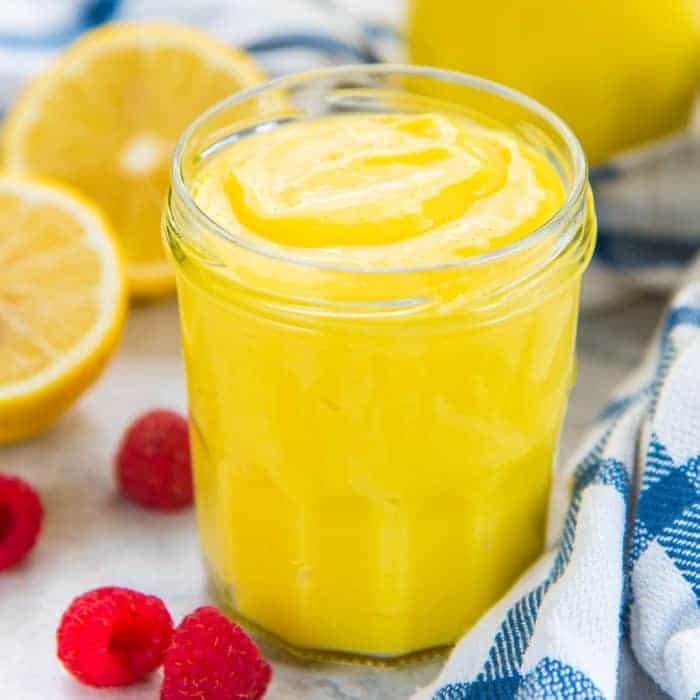 Lemon Curd recipe Social Media