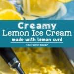 Lemon Ice Cream Pin