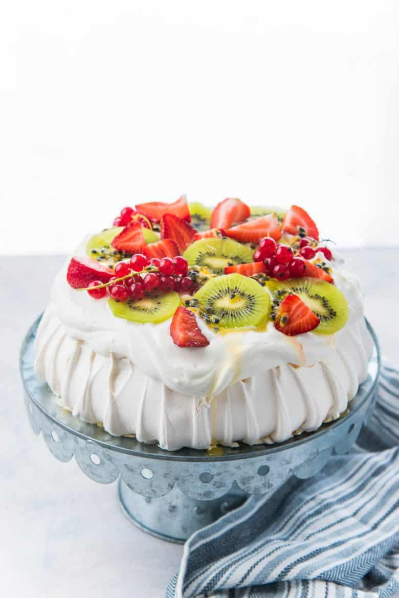 A step by step recipe on how to make the perfect pavlova, with troubleshooting tips.
