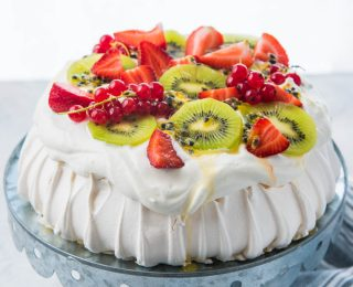 How to make a perfect pavlova