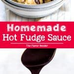 Social Media Hot Fudge Sauce