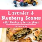 Blueberry Scones Pinterest