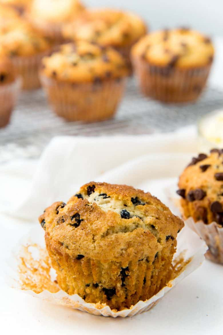 Raisin Cinnamon Muffin