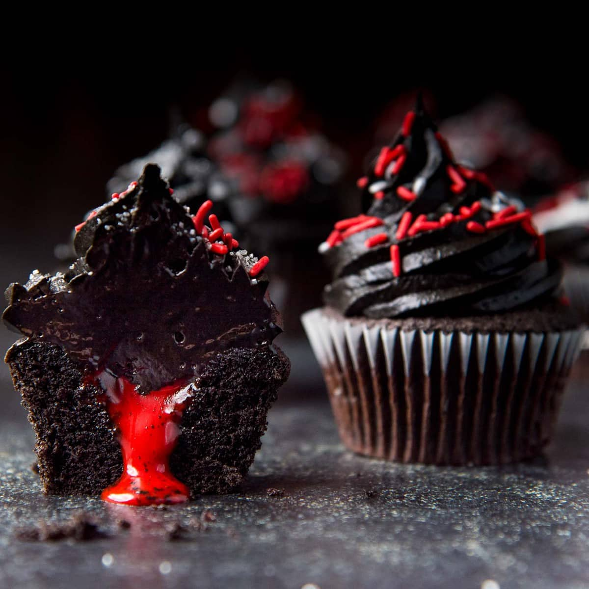 Download How To Make Easy Halloween Cupcakes Images