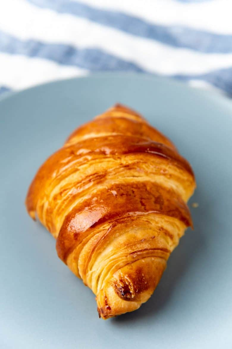 A perfect French Croissant