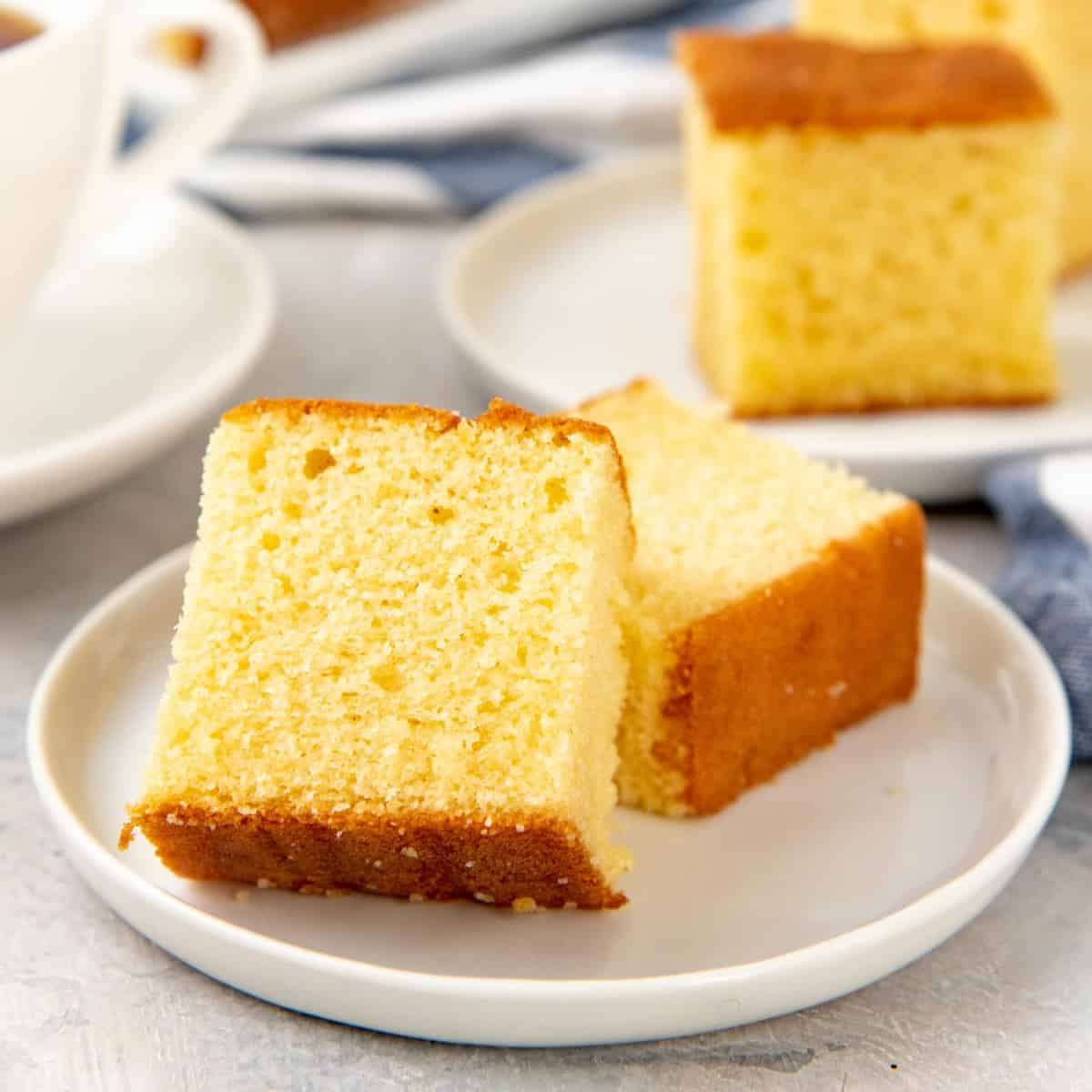 Sri Lankan Butter Cake Authentic Recipe The Flavor Bender