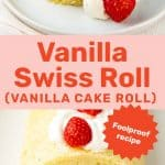 Swiss Roll pin