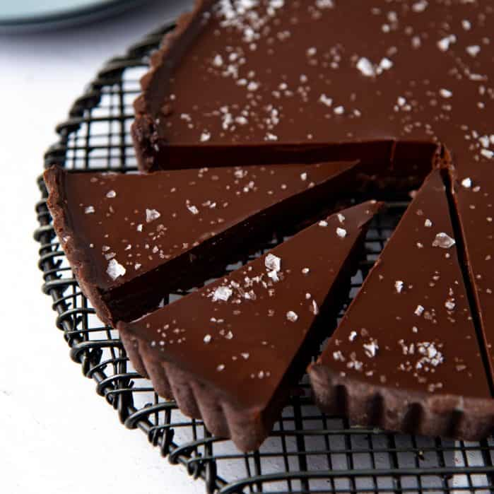 Chocolate Tart social media