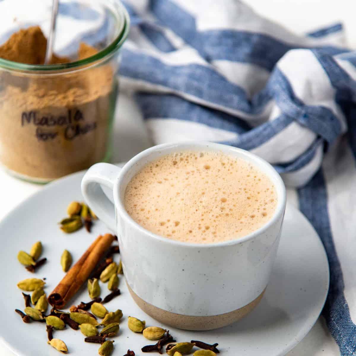 Authentic Masala Chai Recipe The Flavor Bender