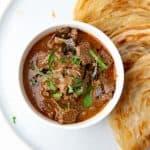 Sri Lankan Beef Curry Social Media